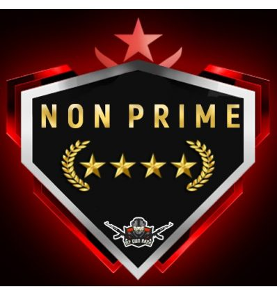 10 x GOLD NOVA (NON PRIME) ACCOUNTS
