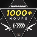 SEM (NON PRIME) 1000+ HOURS ACCOUNTS