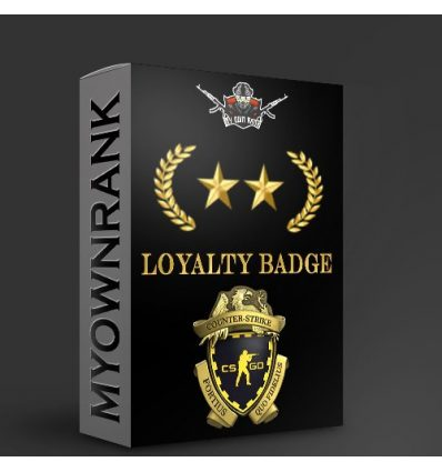 PRIME GN1 OR GN2 WITH LOYALTY BADGE
